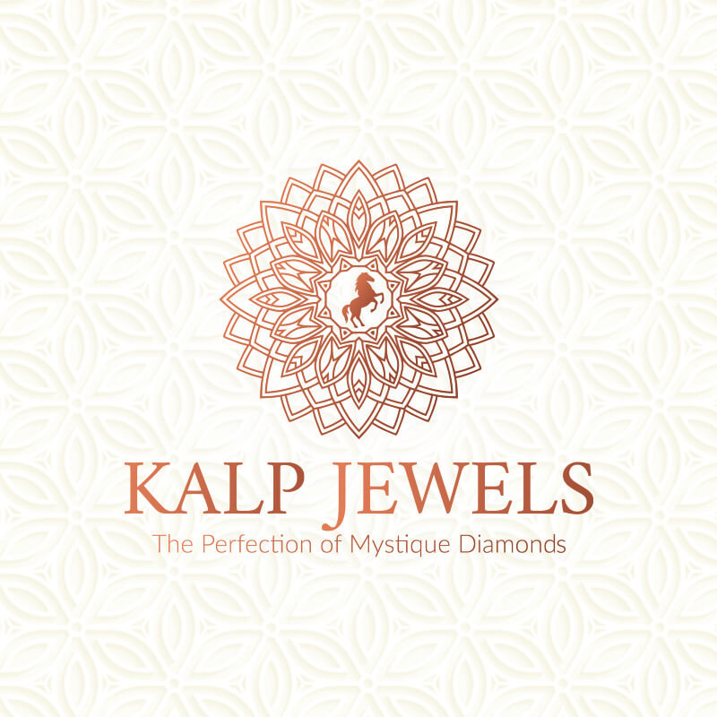 Kalp Jewels Brand Identity Creation