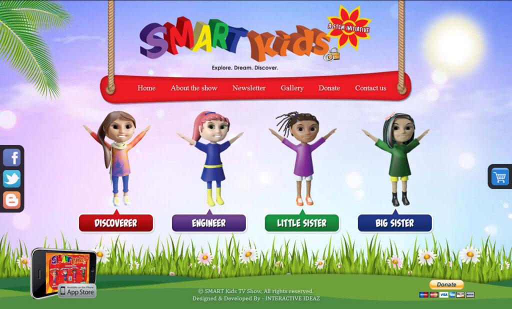 Smart TV Kids