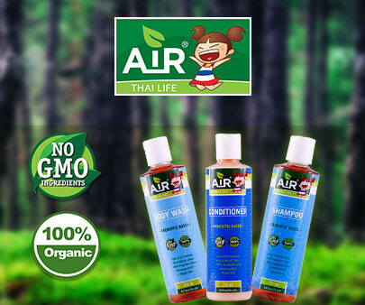 Air Thai Website Slider