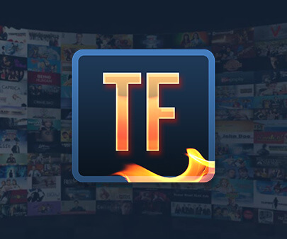 Turboflix Website Slider